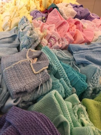 Knitted Goods Stall