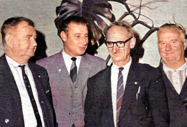 1970 UBC Peninsula Group Executive