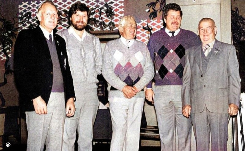 1985 Peninsula Group AGM attendees