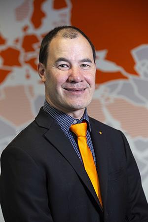 Matthew Lee - Immediate Past President