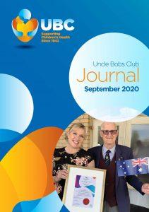 UBC September 2020 Journal